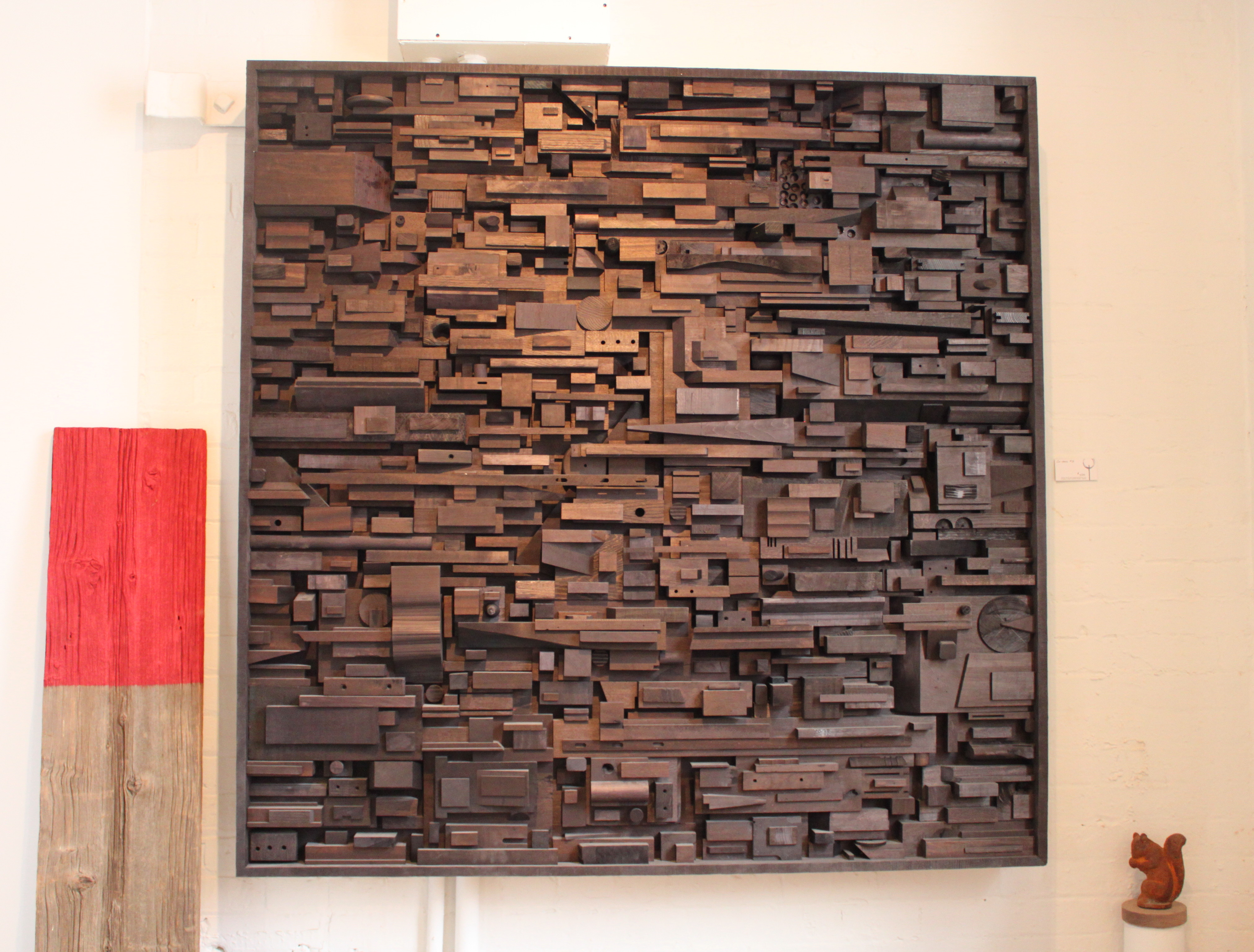 Wood Block Wall Wood Block Wall Wood Block Wall Brilliant Decorating Inspiration